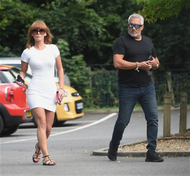 Paul and girlfriend of two years, Summer Monteys-Fullam, split in August 2019