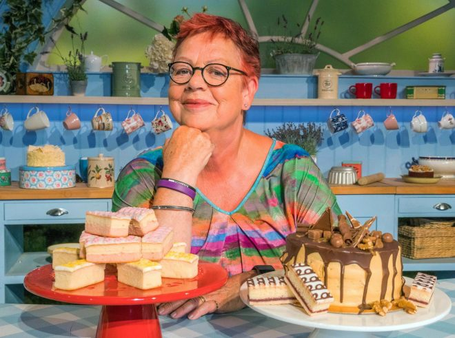 Bake Off: An Extra Slice is back with comedian Jo Brand at the helm