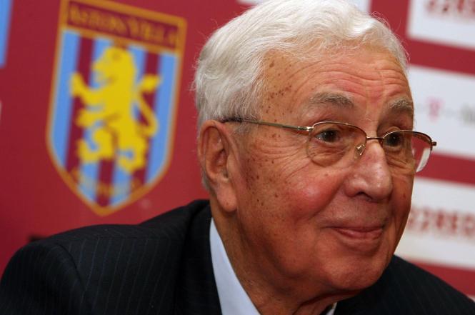 Ex-Aston Villa owner Doug Ellis left his £16m fortune to 34 beneficiaries