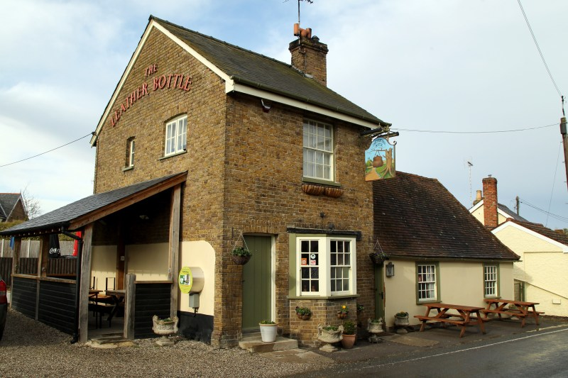 The Prodigy frontman bought and renovated The Leather Bottle pub in the Essex village of Pleshey