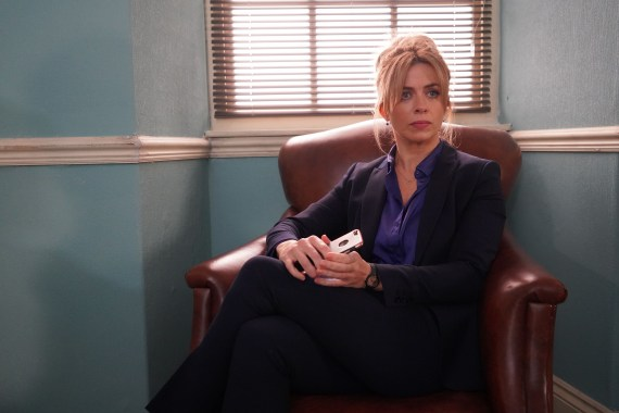 Faith was faced with more problems in season two