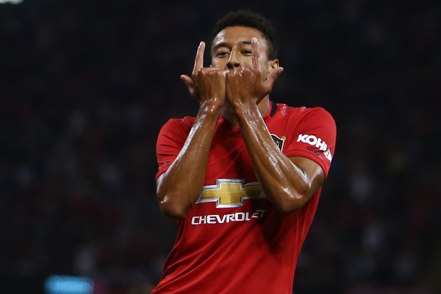 Jesse Lingard ensured the clash would go to a penalty shootout
