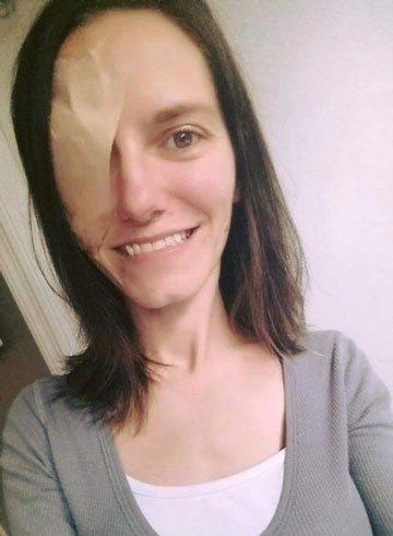 My evil ex strangled me until I blacked out, smashed my face