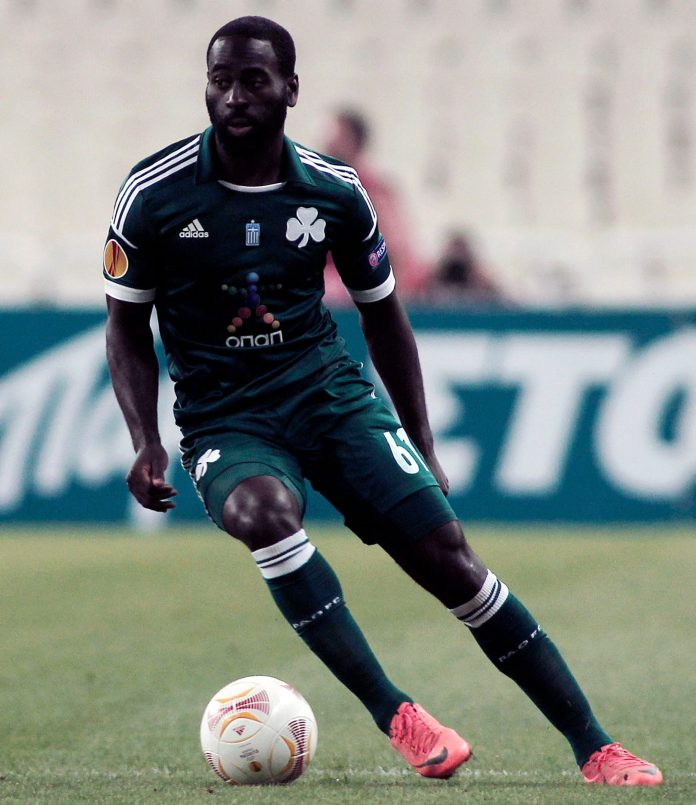 Winger Owusu-Abeyie bounced around several clubs, including Panathinaikos