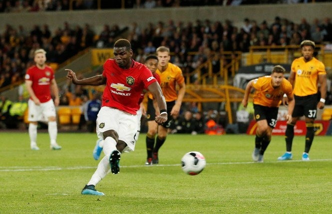 Manchester United players are worried how Paul Pogba will react after being taken off penalty duties