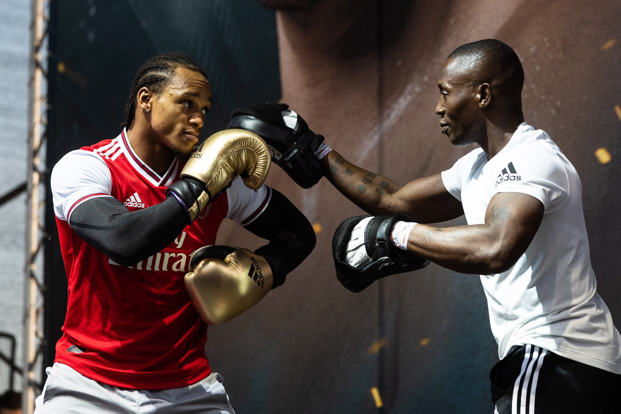 Yarde is 18-0 but has never fought the calibre of opponent such as Kovalev