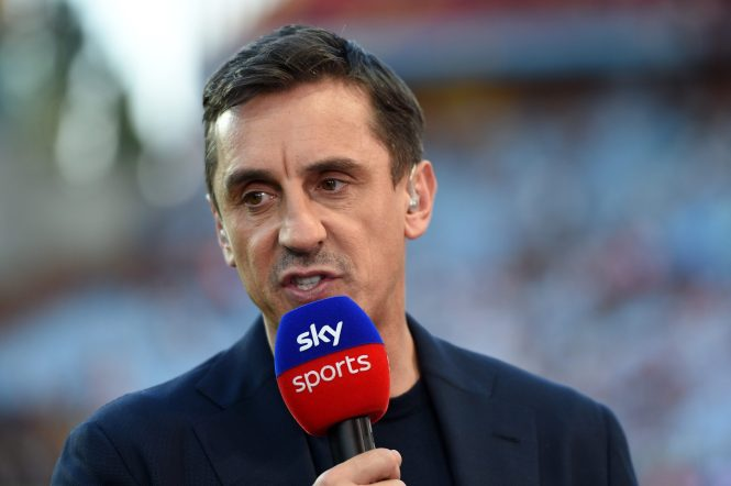 Gary Neville says he fears for Arsenal at Liverpool unless they drop their youngsters