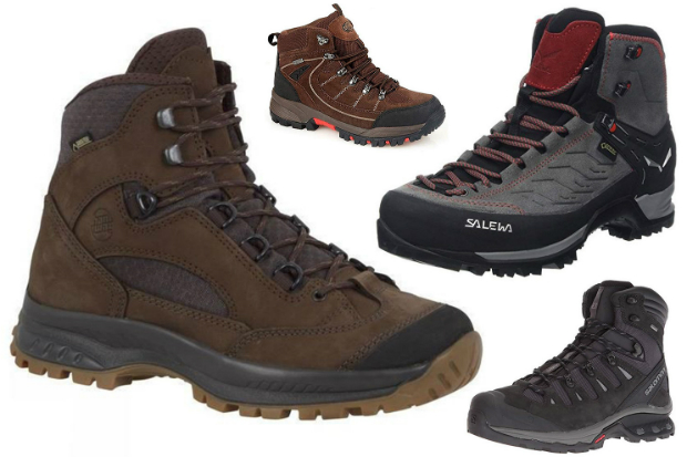 Depending on what terrain you plan on tackling is what kind of boot you'll need