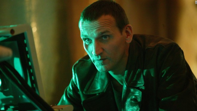 Christopher Eccleston on Doctor Who