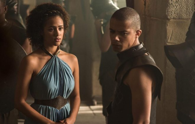 Game of Thrones' Grey Worm