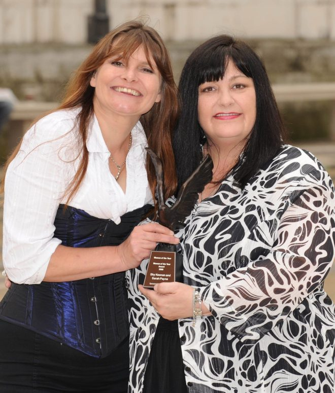 The Suns has always been on the side of victims - as shown by the work with child protection advocates Sara Payne and Shy Keenan