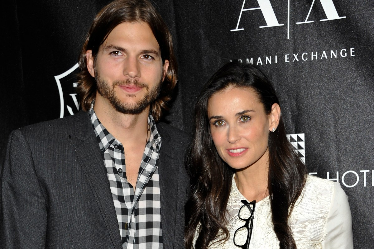 Demi Moore reveals she was raped at 15 and blames herself for miscarrying baby with Ashton Kutcher