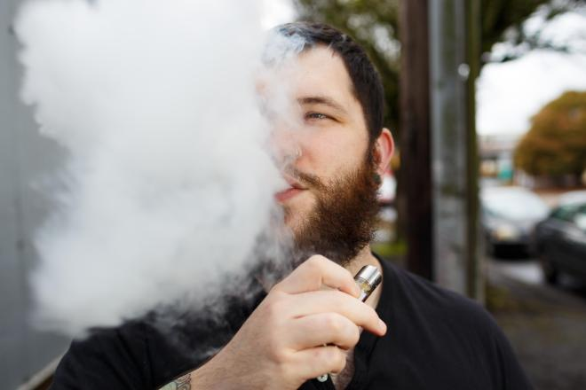 There have been six deaths across 33 states and 450 reported cases of lung illness tied to vaping
