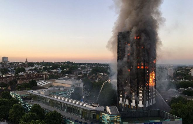 Lord Harris said authorities needed to get their message out as quickly as possible for situations like Grenfell