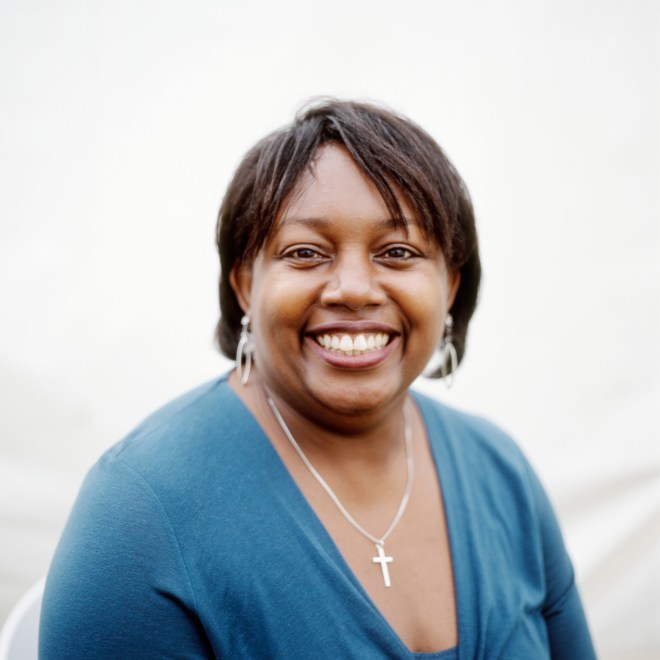 Noughts and Crosses author Malorie Blackman
