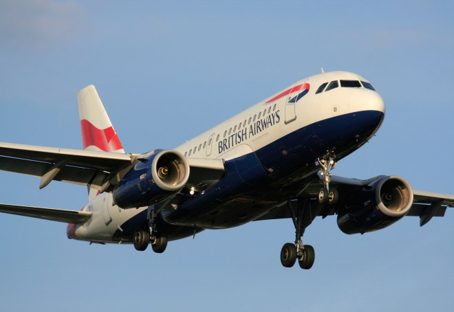 Hundreds of British Airways flights have been cancelled today
