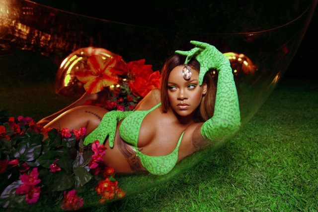 Rihanna says that she aims to be inclusive with the lingerie line