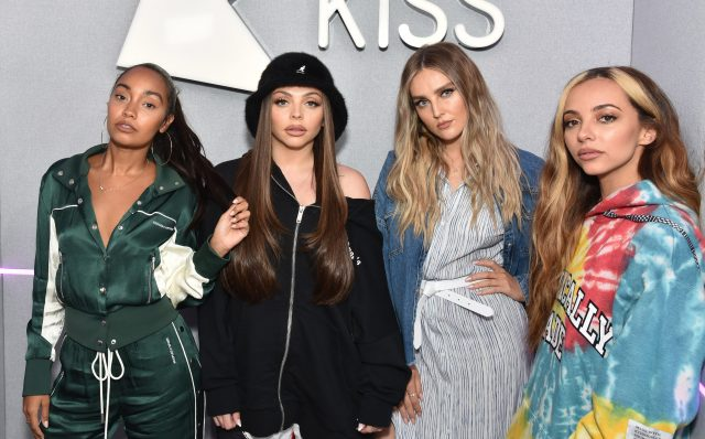 Little Mix stars Leign-Anne Pinnock, Jesy, Perrie Edwards and Jade Thirlwall