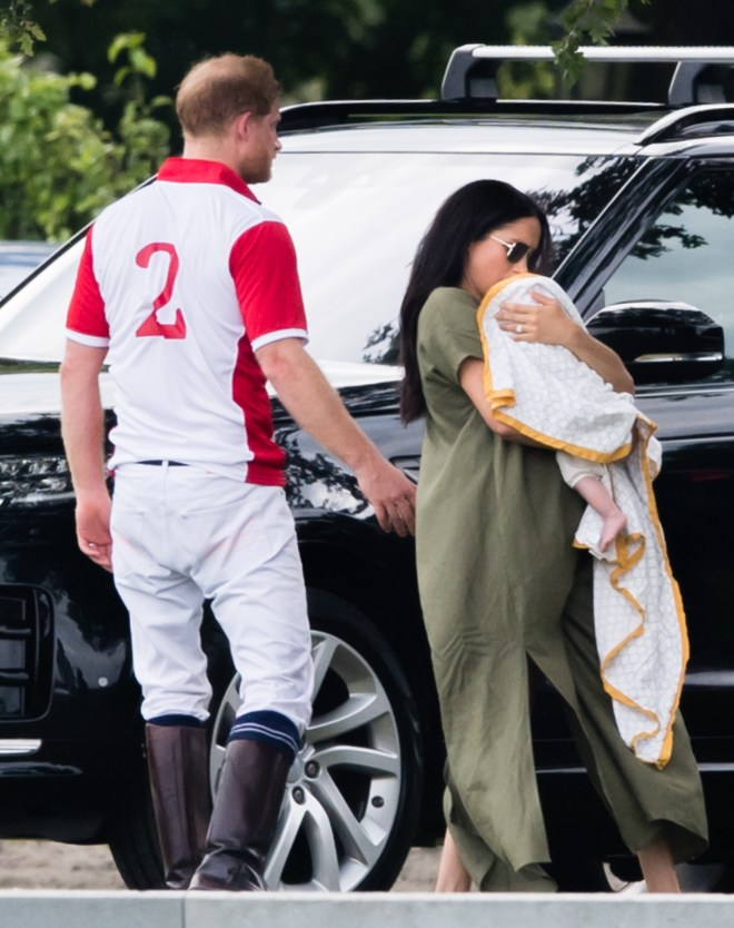 Meghan Markle will care for Archie in South Africa as Prince Harry continues the tour to Malawi
