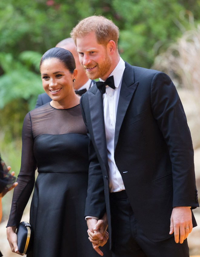 Asking about the Sussexes has been described as 'not be the best choice as a topic of polite conversation'