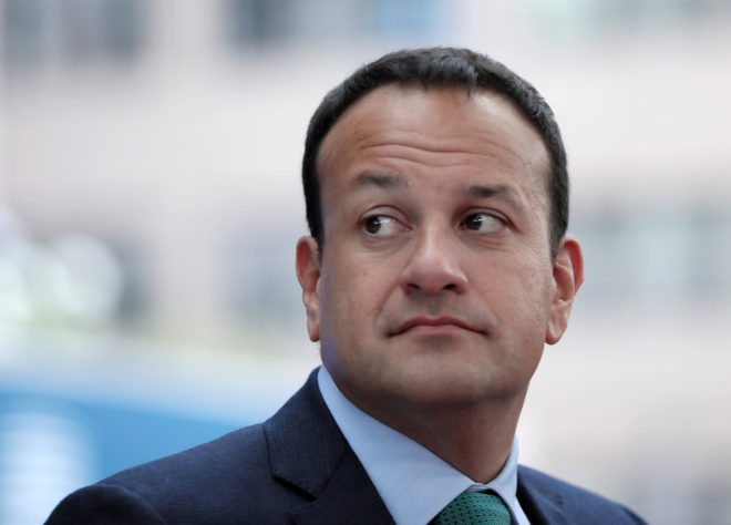 Leo Varadkar refuses to back down on the backstop