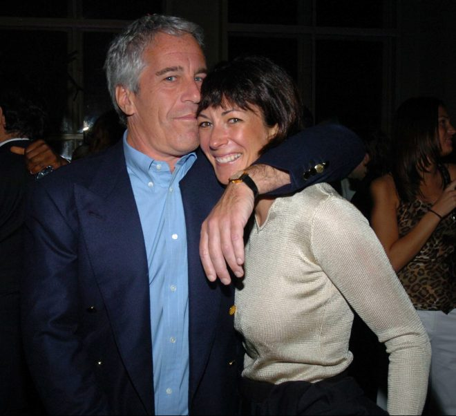 Jeffrey Epstein attended Beatrices 18th with British socialite and ex-lover Ghislaine Maxwell