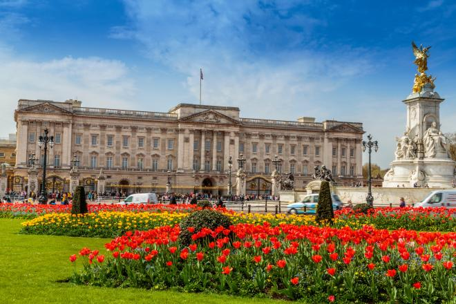 Buckingham Palace has left some visitors less than impressed