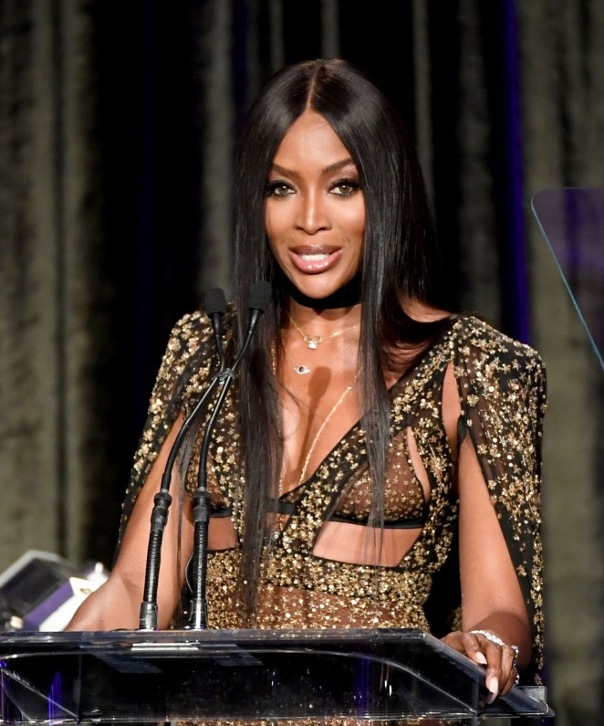 Skepta's most famous ex is supermodel Naomi Campbell