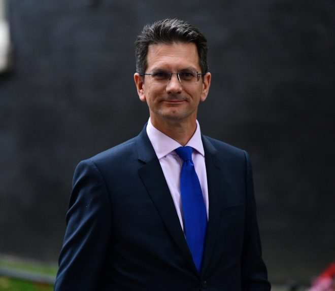 Steve Baker waned Boris Johnson needs to do a deal with the Brexit Party