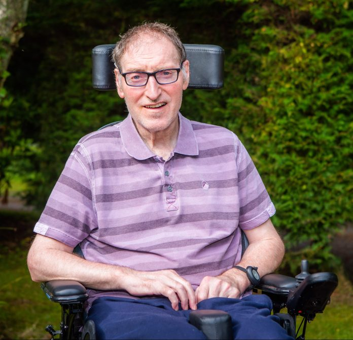 Right-to-die campaigner battling motor neurone disease will