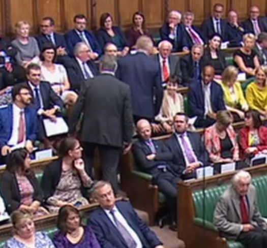 Philip Lee defected to the Lib Dems ahead of a crunch Commons vote tonight