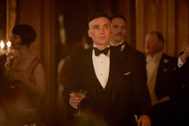 Peaky Blinders' Tommy Shelby has been having visions since Grace Burgess' death