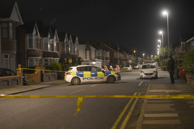 A woman was found dead at a home in West Park Drive, near Stanley Park, Blackpool