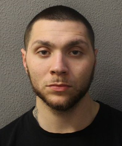 Also caged over the plot: Joshua Miller, who was previously sentenced to 17 years imprisonment for firearms offences