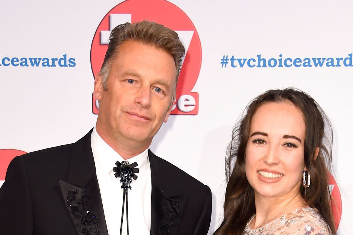 Chris Packham booed at the TV Choice Awards for attacking I'm A Celebrity over 'animal cruelty'