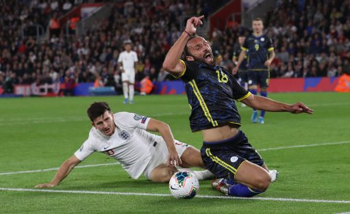 Image result for harry maguire england kosovo