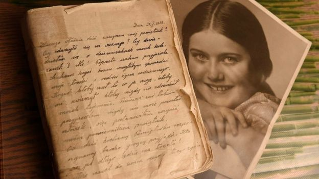 Renia's Diary chronicles the invasion of Poland and the round up of Jews
