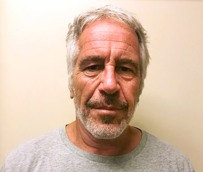 Jeffrey Epstein, 66, killed himself after being charged with sex trafficking dozens of underage girls