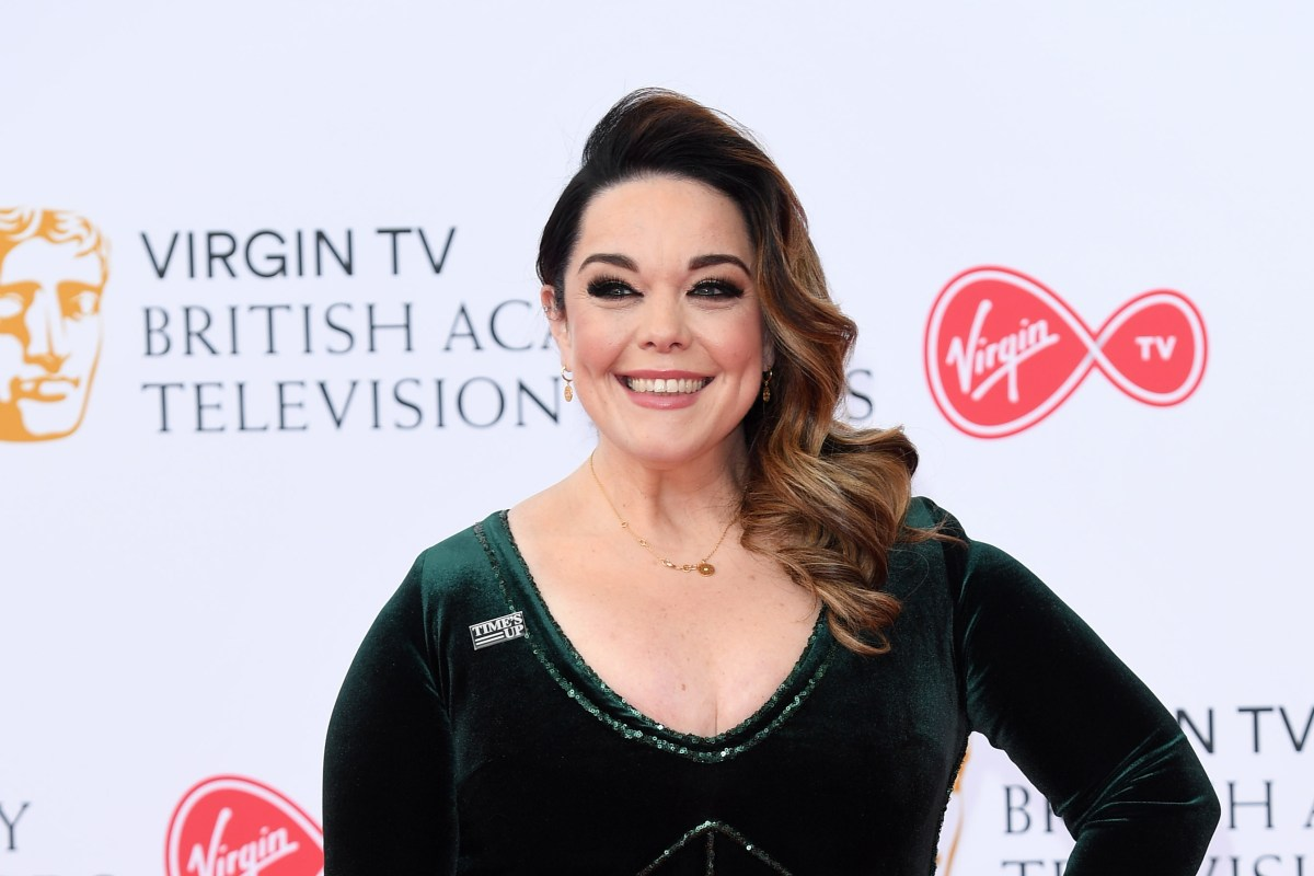 Lisa Riley, 43, stills hopes to conceive naturally after she's told IVF is unlikely to work