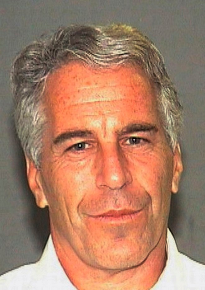 Jeffrey Epstein was arrested earlier this year for sex trafficking charges