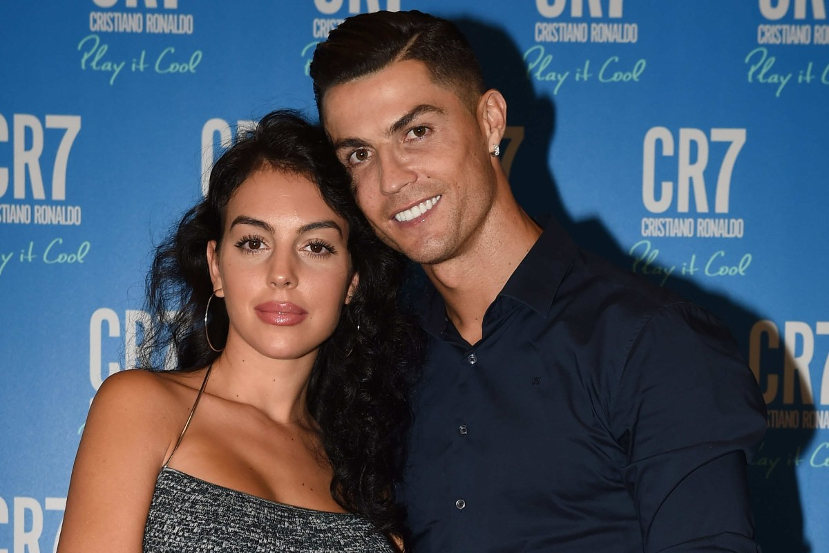 How Cristiano Ronaldo S Partner Georgina Rodriguez Went From 250 A Week Shop Girl To Model Mum And Instagram Star