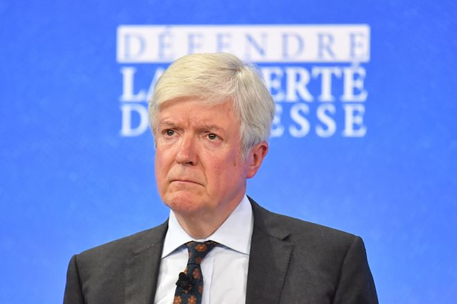 BBC Director-General Lord Tony Hall sent a letter to staff assuring them 'racism is racism'
