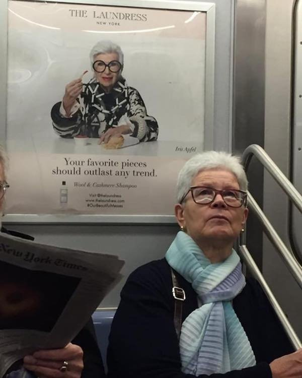 Will the real gran please stand up