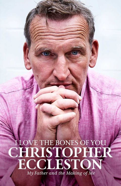 Christopher has revealed all about his anorexia battle in autobiography I Love The Bones Of You