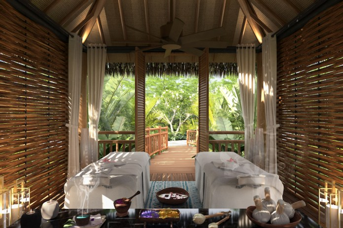 On-site spa treatments are also available