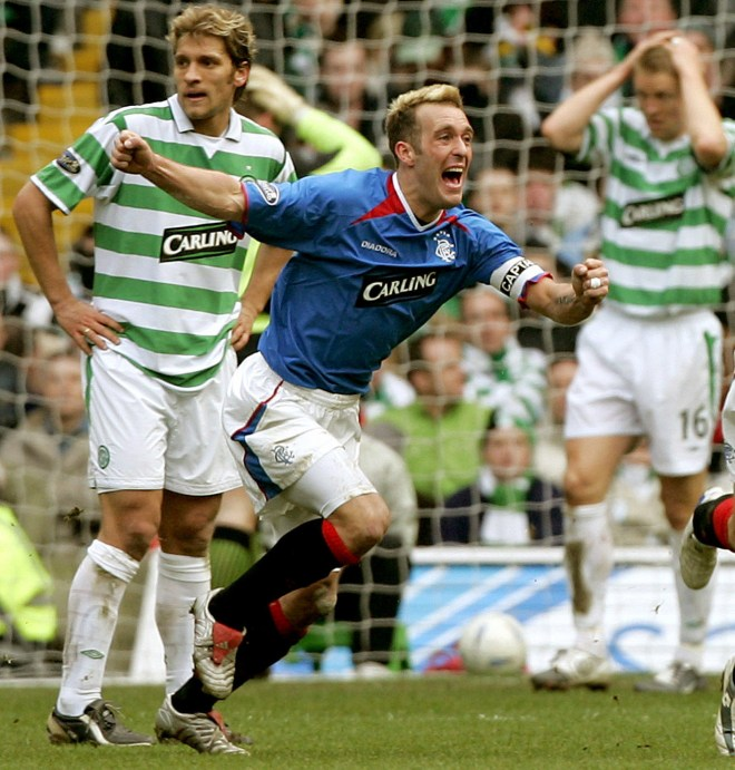 A legend with Scottish giants Rangers, the Dutch star helped the Gers win two league titles, two Scottish Cups and three League Cups in the early 2000s