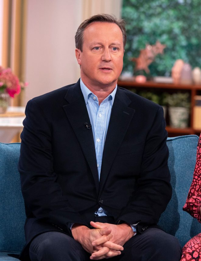 David Camerons memoirs have crashed in flames