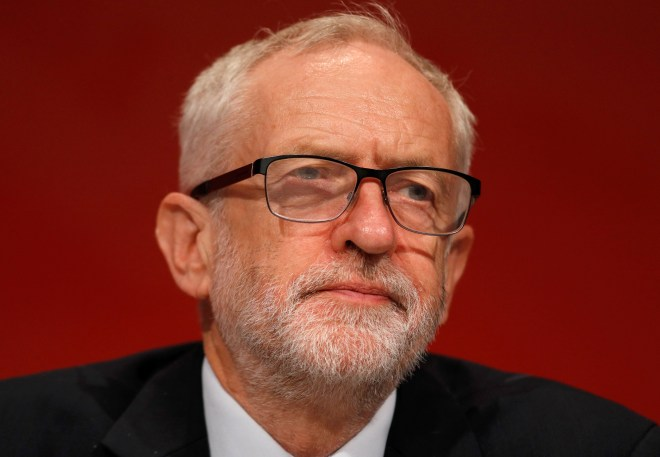 Corbyn was humiliated and weakened when a secret plot to topple his deputy was foiled