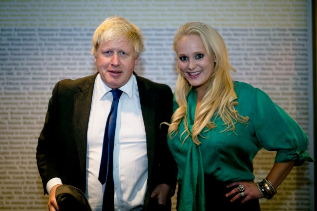 It has been reported that Boris and Jennifer are close friends