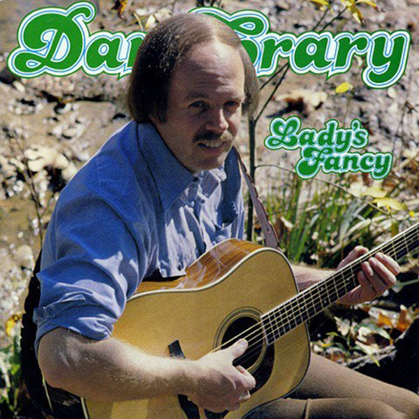 This musician is positive he is a 'lady's fancy'